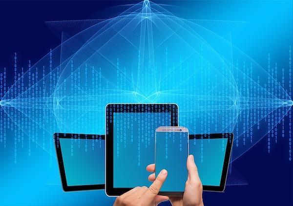 buitendienst en een digitale werkbon